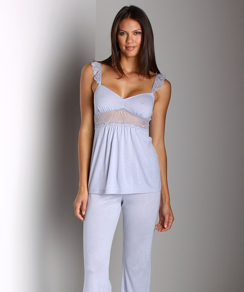 Eberjey Fairy Tales Camisole Periwinkle