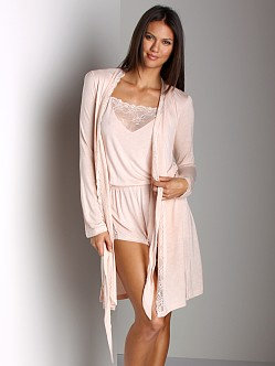 Eberjey Fairy Tales Robe Blush