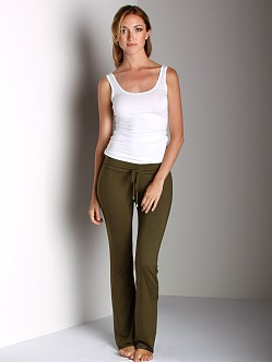 Three Dots Drawstring Pant Palm