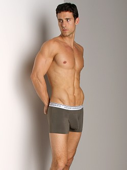 John Sievers Natural Pouch Boxer Briefs Camo Green