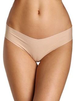 Commando Cotton Thong True Nude