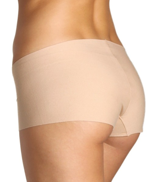 Commando Cotton Boy Short True Nude