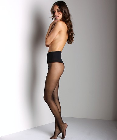 Seam Pantyhose Super Sheer 73
