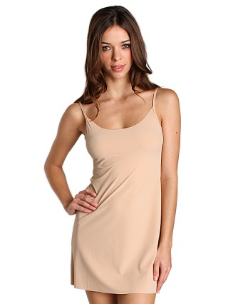Complete the look: Commando Mini Cami Slip True Nude