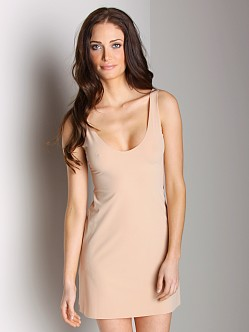 Commando Mini Tank Slip True Nude