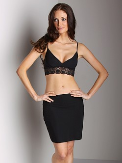 Commando Mini Half Slip Black