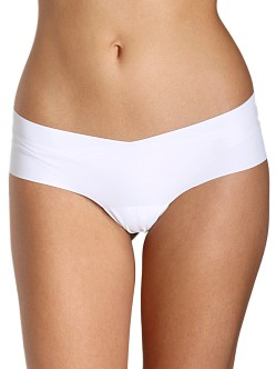 Commando Girl Short White