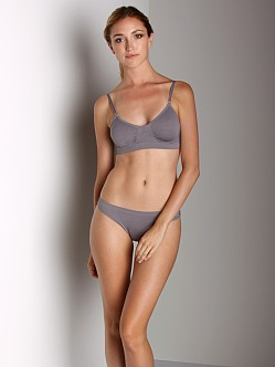 Miel Bra Top Grey