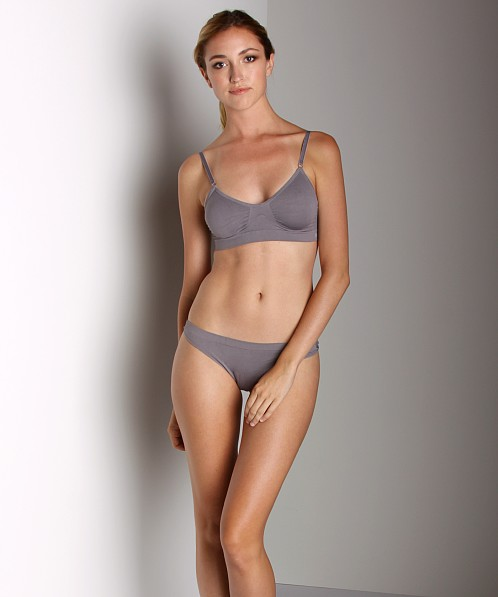 Miel Sisters Wireless Soft Bra Grey