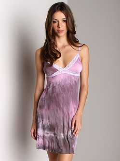 Love Tanjane Cross Slip Purple