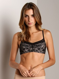 Top Secret Double Agent Bra Black