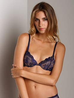 Stella McCartney Elodie Hopping Underwire Bra Electric Blue