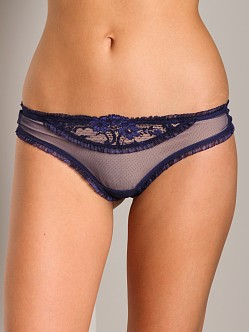 Stella McCartney Elodie Hopping Thong Electric Blue