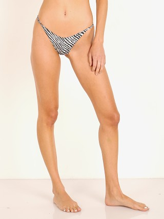 Indah Austin Printed Undies Black Tiger