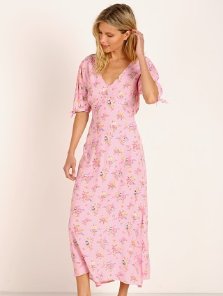 Faithfull the Brand Daija Midi Dress Juliette Floral
