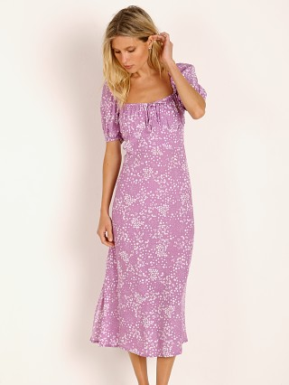 Faithfull the Brand Bette Midi Dress Stevie Floral