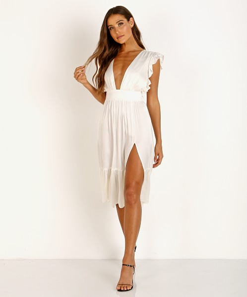 Stillwater The Jessie Midi White