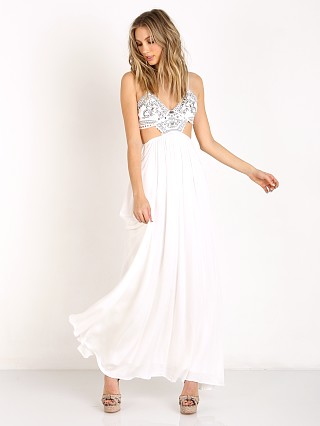 The Jetset Diaries Castello Maxi Ivory