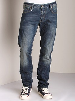 G-Star Heller Low Straight Jeans Arizona Denim