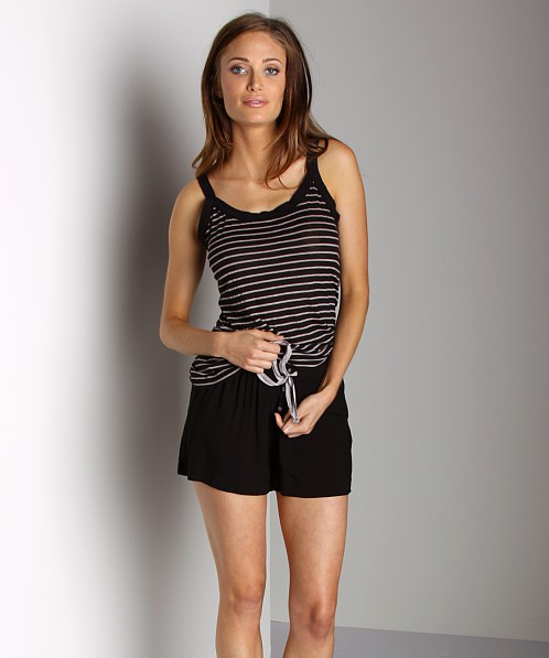 Splendid Lounge Voile Short Black