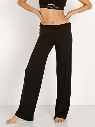 Complete the look: Calvin Klein Essentials Pull on Pant Black