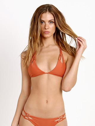 Complete the look: Acacia THAILAND Bikini Top Peach