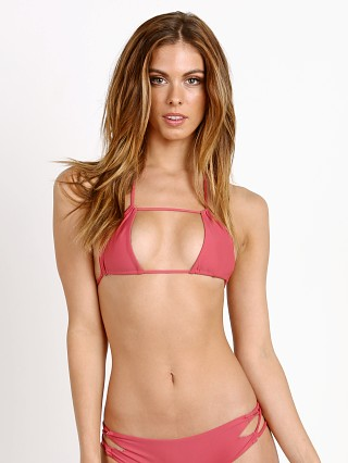 Complete the look: Acacia CANNONS Bikini Top Lychee