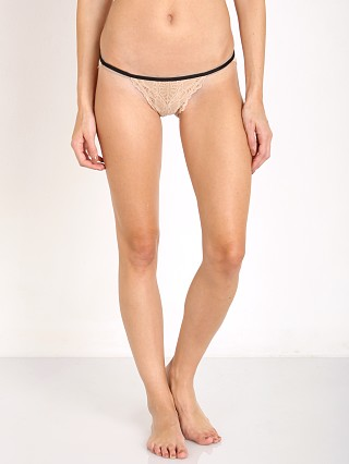 Only Hearts Whisper Sweet Nothing Bikini Nude/ Black