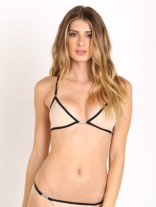 Only Hearts Lou Lou Love Bralette Nude