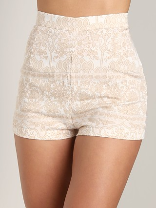 Novella Royale Luna Shorts White Chantilly