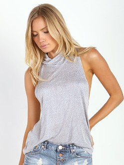 The Fifth Label Jupiter Sunshine Top Grey Marle