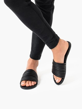 Tkees Caro Slide Black