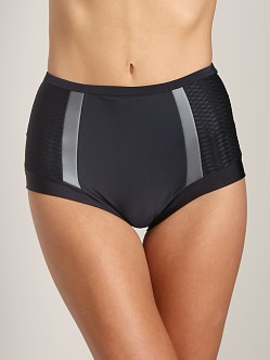 Seea Monterey Bikini Bottom Black Diamond