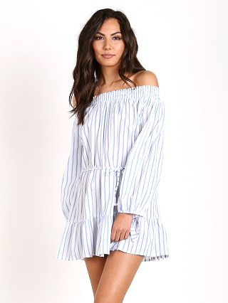 Faithfull the Brand Milos Dress Pallais Stripe