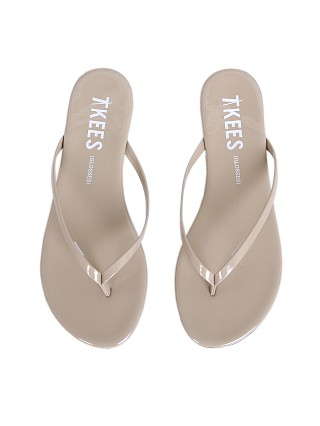 Tkees Glosses Sandal Custard