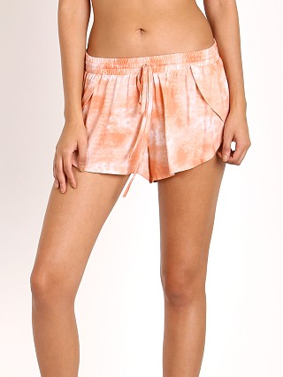 Complete the look: Tori Praver Delia Short Coral Dust