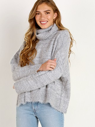 Show Me Your Mumu Fatima Turtleneck Fuzzy Vail