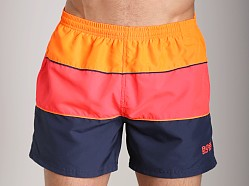 Hugo Boss Pilotfish Swim Shorts Navy