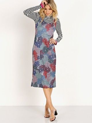 Splendid X Margherita Missoni Brillare Dress Multi Daisy