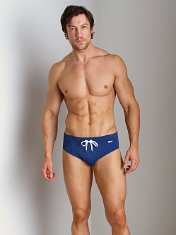 2xist Rio No-Show Swim Brief Estate Blue
