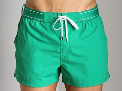 2xist Ibiza Swim Shorts Vivid Green