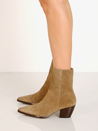 Complete the look: Matisse Caty Boot Taupe Suede