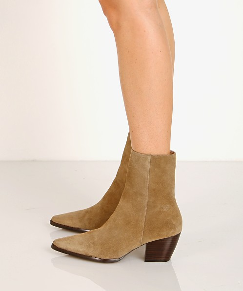 Matisse Caty Boot Taupe Suede