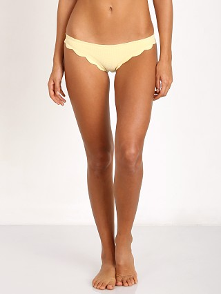 Marysia Broadway Bikini Bottom Sunlight Yellow