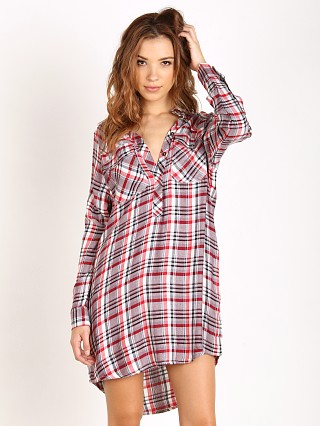 Ash & Ember Catalina Shirt Dress Harris