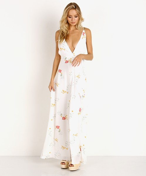 Capulet Maxine Maxi Dress Cream Floral D303 - Free Shipping at Largo Drive 92775f8f0