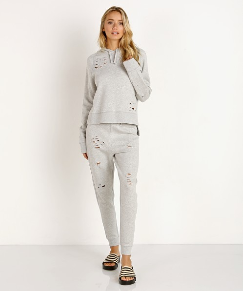 Spiritual Gangster Loved Jogger Heather Grey