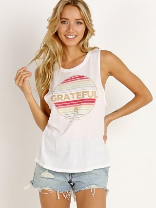 Spiritual Gangster Grateful Muscle Tank Stardust