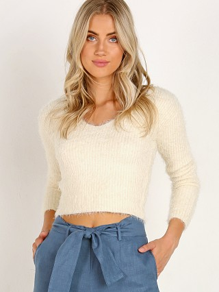 ASTR the Label Krista Sweater Cream