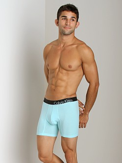 Calvin Klein Bold Cotton Boxer Brief Sea Mist